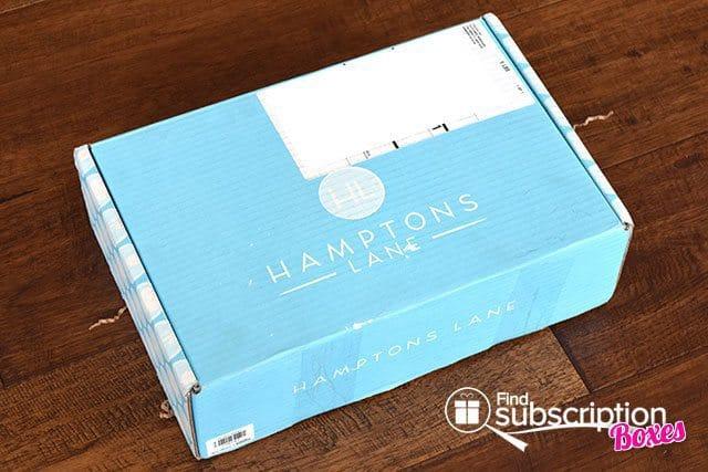 Hamptons Lane August 2015 Box Review - Fresh Grill Box - Box