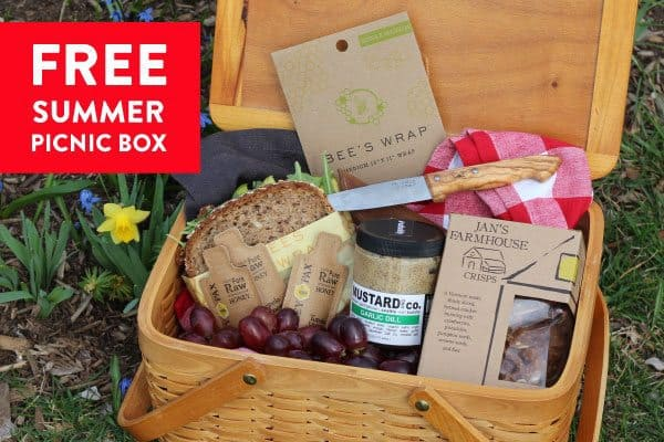 Hamptons Lane Free Summer Picnic Box