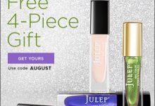 Julep Maven Free August Birthstone Welcome Box