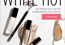 Julep Maven Free White Hot Neutrals Welcome Box