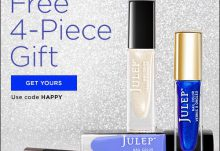 Julep Maven September Birthstone Welcome Box