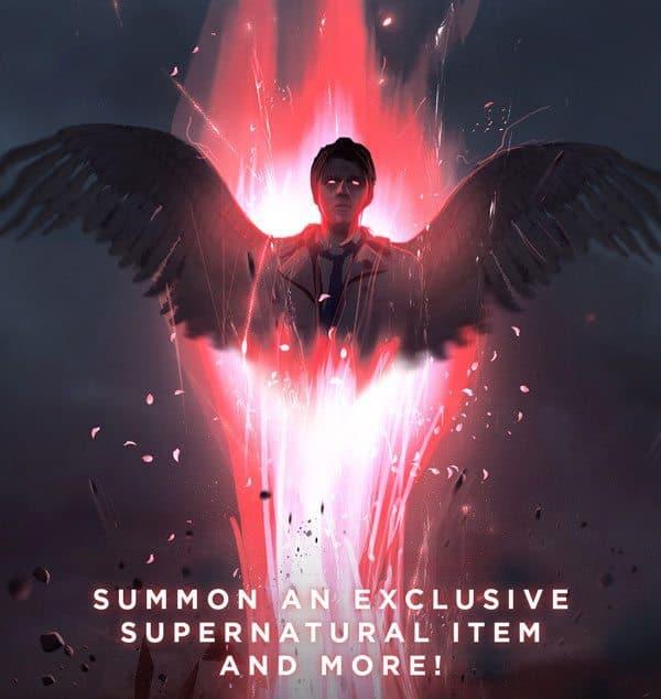 Loot Crate September 2015 Box Spoiler - Supernatural