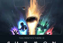 Loot Crate September 2015 Theme - Summon