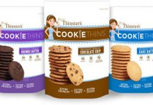 Love With Food September 2015 Box Spoiler - Mrs. Thinster's Cookie Thins