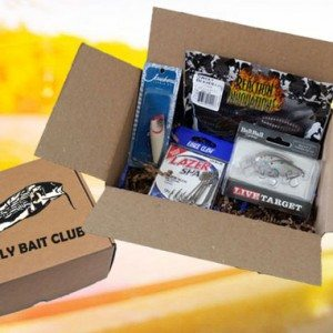 Monthly Bait Club Fishing Subscription Box