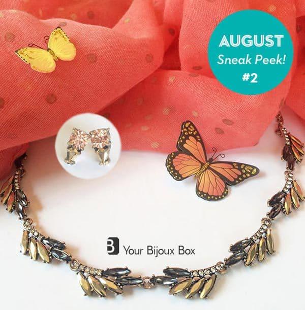 Your Bijoux Box August 2015 Box Spoilers