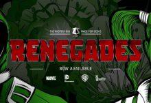 ZBOX September 2015 Theme Reveal - Renegades