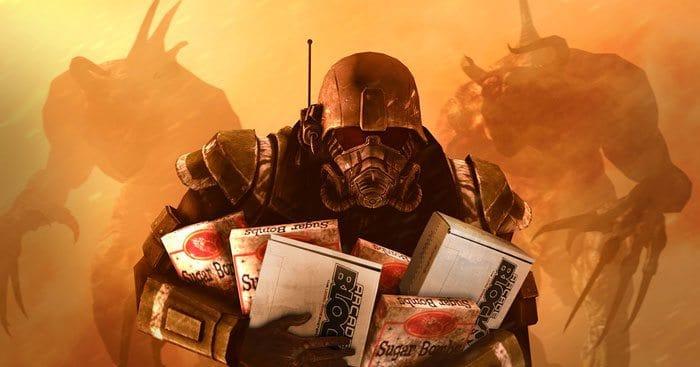 Arcade Block October 2015 Box Spoiler - Fallout