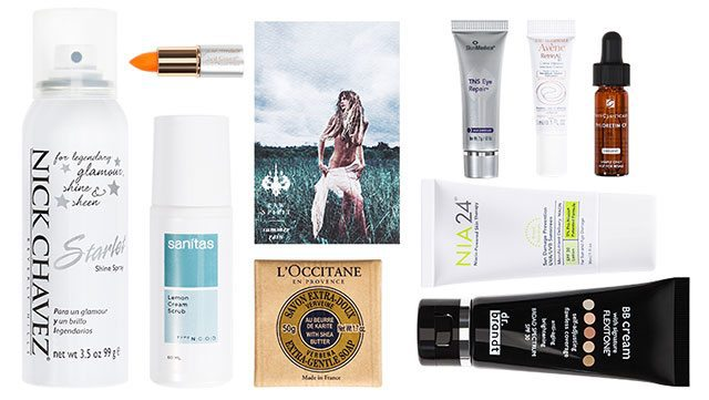 BeautyFIX September 2015 Complete Box Spoilers
