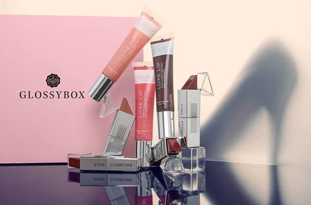 GLOSSYBOX September 2015 Box Spoiler - Luxe Lips