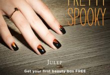 Julep Maven Pretty Spooky Welcome Box