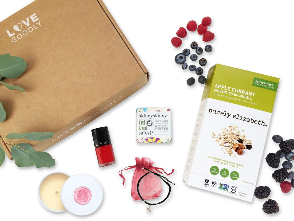 LOVE GOODLY Eco Subscription Box