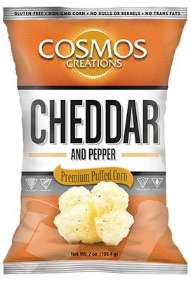 Cheddar and Pepper Cosmos by Cosmos