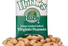 Hubs Peanuts are in October Love With Food Boxes