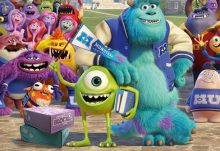 Nerd Block Jr. October 2015 Box Spoiler - Monsters University