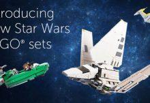 Pley Star Wars LEGO Sets