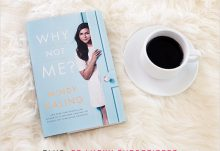 "Mindy Kaling's ""Why Not Me"""