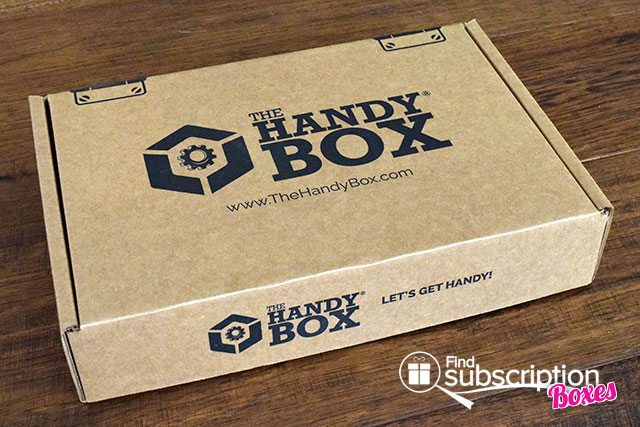 The Handy Box Review - August 2015 - Box