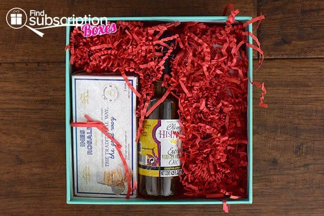 Try The World Box Review - Spain Box - September/October 2015 - First Look