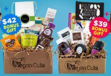 Vegan Cuts 20% Off Coupon + FREE Gift