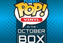 Geek Fuel October 2015 Box Spoiler - Funko Pop! Vinyl