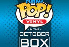 Geek Fuel October 2015 Box Spoiler - Funko Pop! Vinyl