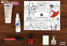 GLOSSYBOX October 2015 Box Review - Box Contents