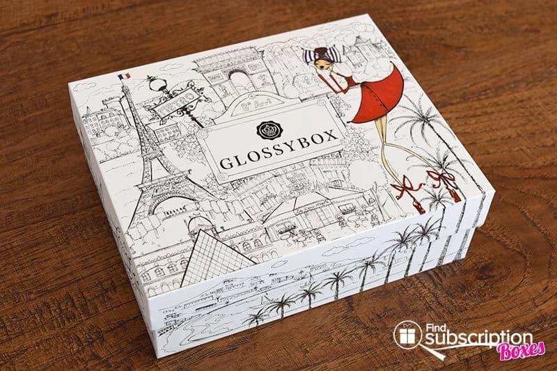 GLOSSYBOX October 2015 Box Review - Box