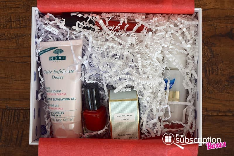 GLOSSYBOX October 2015 Box Review - First Look
