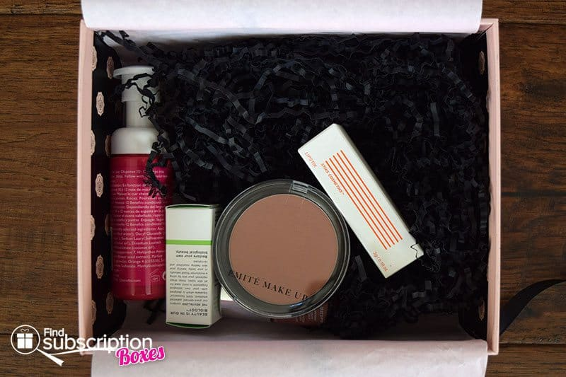 GLOSSYBOX September 2015 Box Review - First Look
