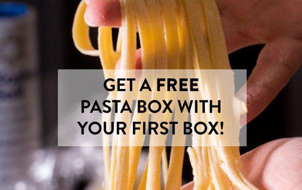 Hamptons Lane Free Pasta Box