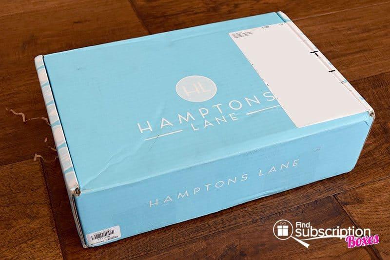 Hamptons Lane French Essentials September 2015 Box
