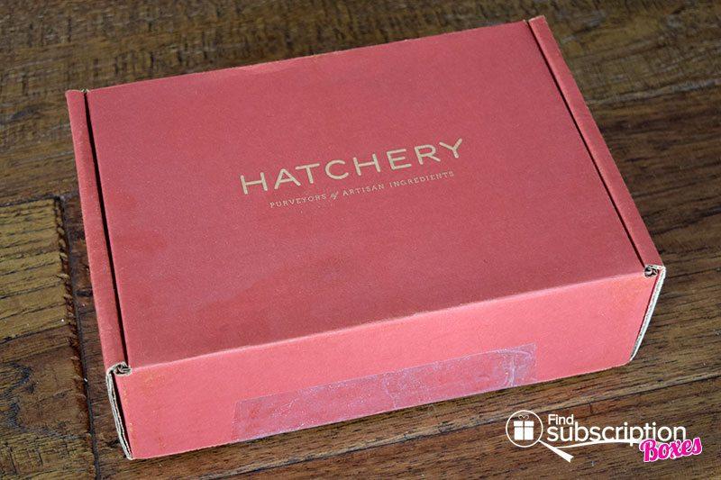 Hatchery September 2015 Tasting Box - Box