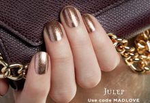 Julep Maven Mad About Metallics Welcome Box