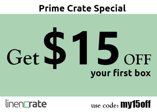 Linen Crate Coupon