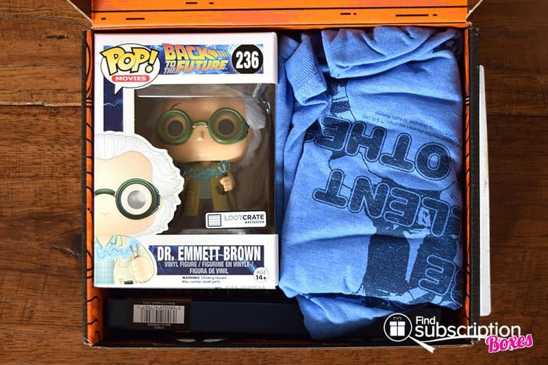Loot Crate October 2015 Box Review - First Look