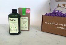 LOVE GOODLY October/November Box Spoiler Fountain Beauty+Wellness