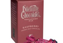 Love With Food November 2015 Box Spoiler - Dilettante Raspberry Truffles
