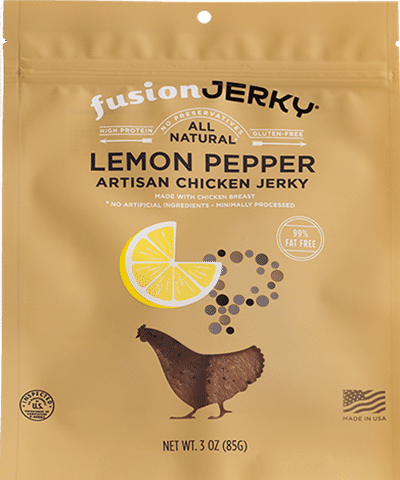 Love With Food November 2015 Box Spoiler - Fusion Jerky