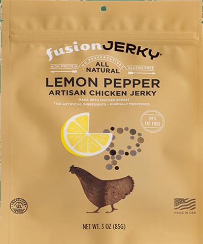 Love With Food November 2015 Box Spoiler - Fusion Jerky