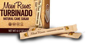 Love With Food November 2015 Box Spoiler - Maui Raws Turbinado Sugar