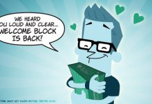 Nerd Block Free Welcome Block