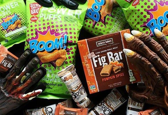 Vegan Cuts October 2015 Snack Box Spoiler