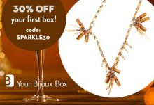 Your Bijoux Box Black Friday