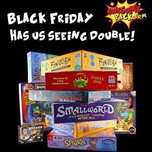 Awesome Pack Black Friday - Double the Games