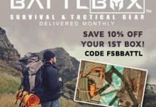 10% Off 1st BattlBox Coupon