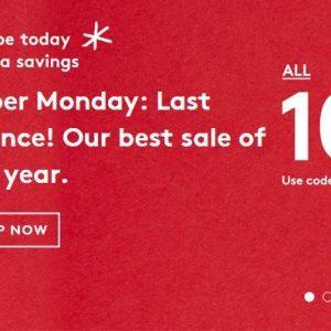 Birchbox Cyber Monday - Save 10%