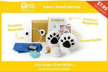 Black Friday Koala Crate