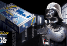 Comic Block November 2015 Box Spoiler - Star Wars