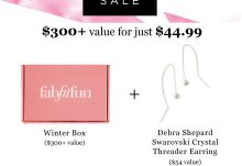 FabFitFun VIP Box Black Friday